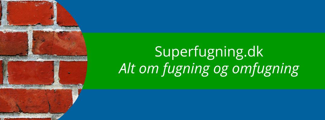 superfugning.dk - alt om fugning og omfugning